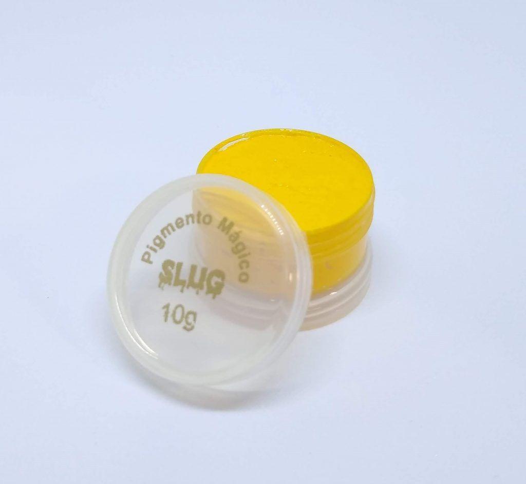 Pigmento Mágico Slug 10g. (Amarelo Vivo)