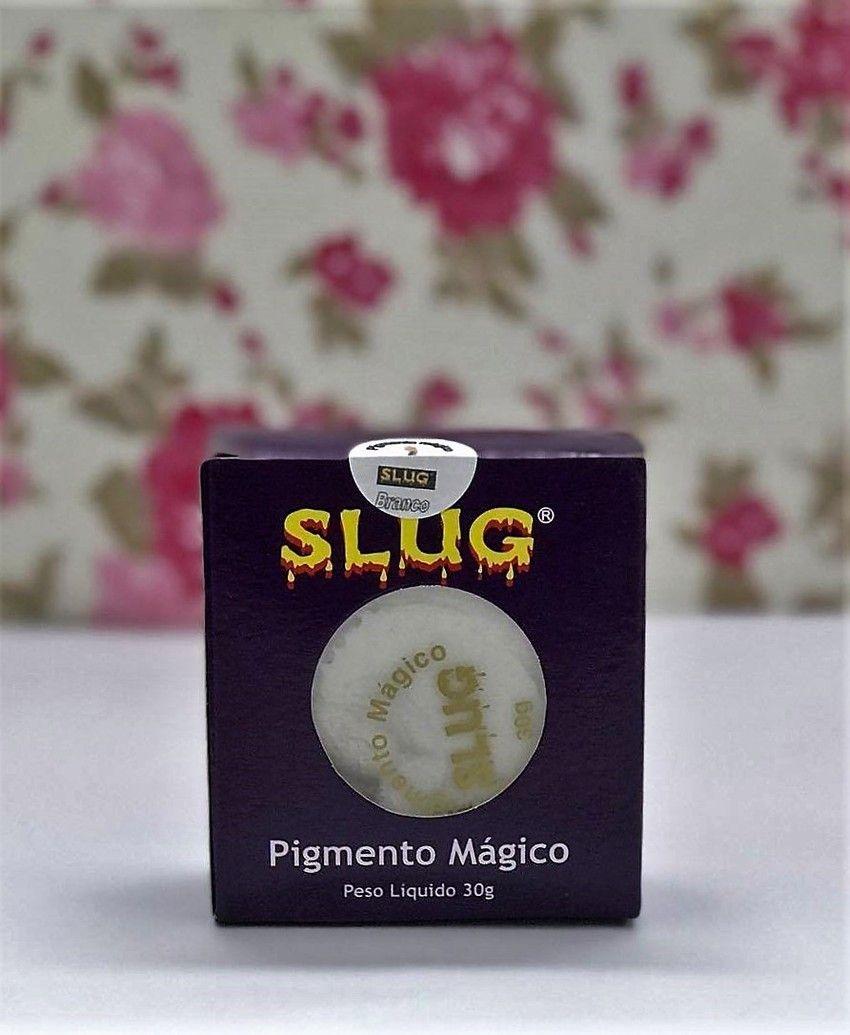 Pigmento Mágico Slug 30g. (Branco)