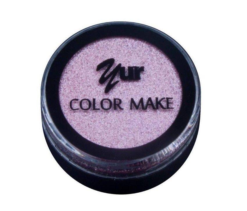 Sombra Iluminadora Color Make Rosa 3g