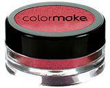 Sombra Iluminadora Perola Vermelho  Color Make  2g