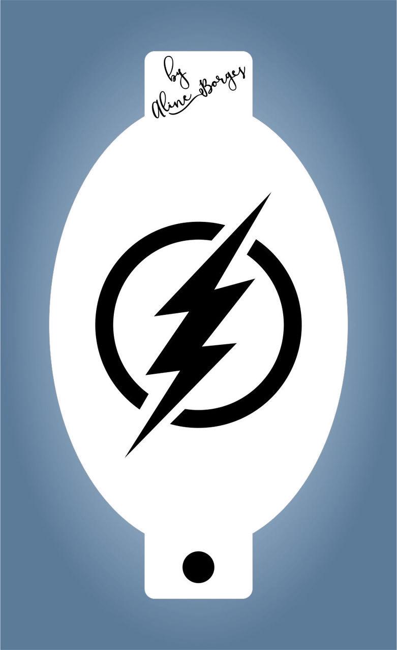 Stencil The Flash