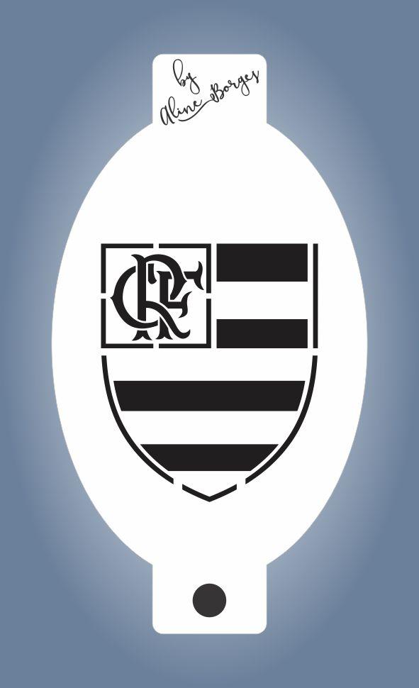 Stencil Time Flamengo