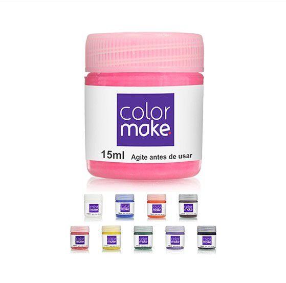 Tinta Líquida 15ml Colormake