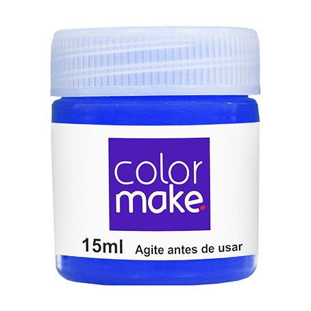 Tinta Líquida 15ml Colormake