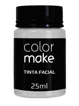 Tinta Liquida Branca 25ml Color Make