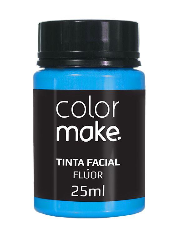 Tinta Líquida Flúor (neon) - Colormake 25ml