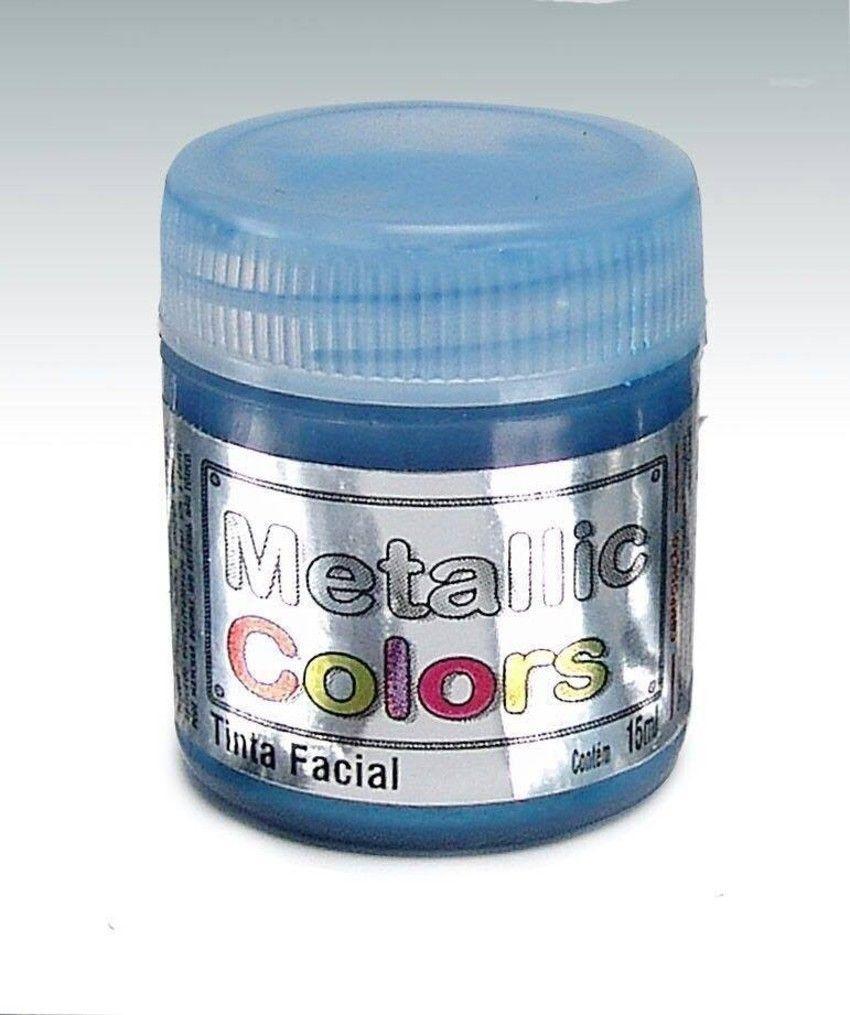 Tinta Liquida Metálica 15ml Rostinho pintado