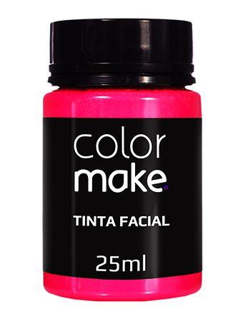 Tinta Líquida Pink 25ml Color Make