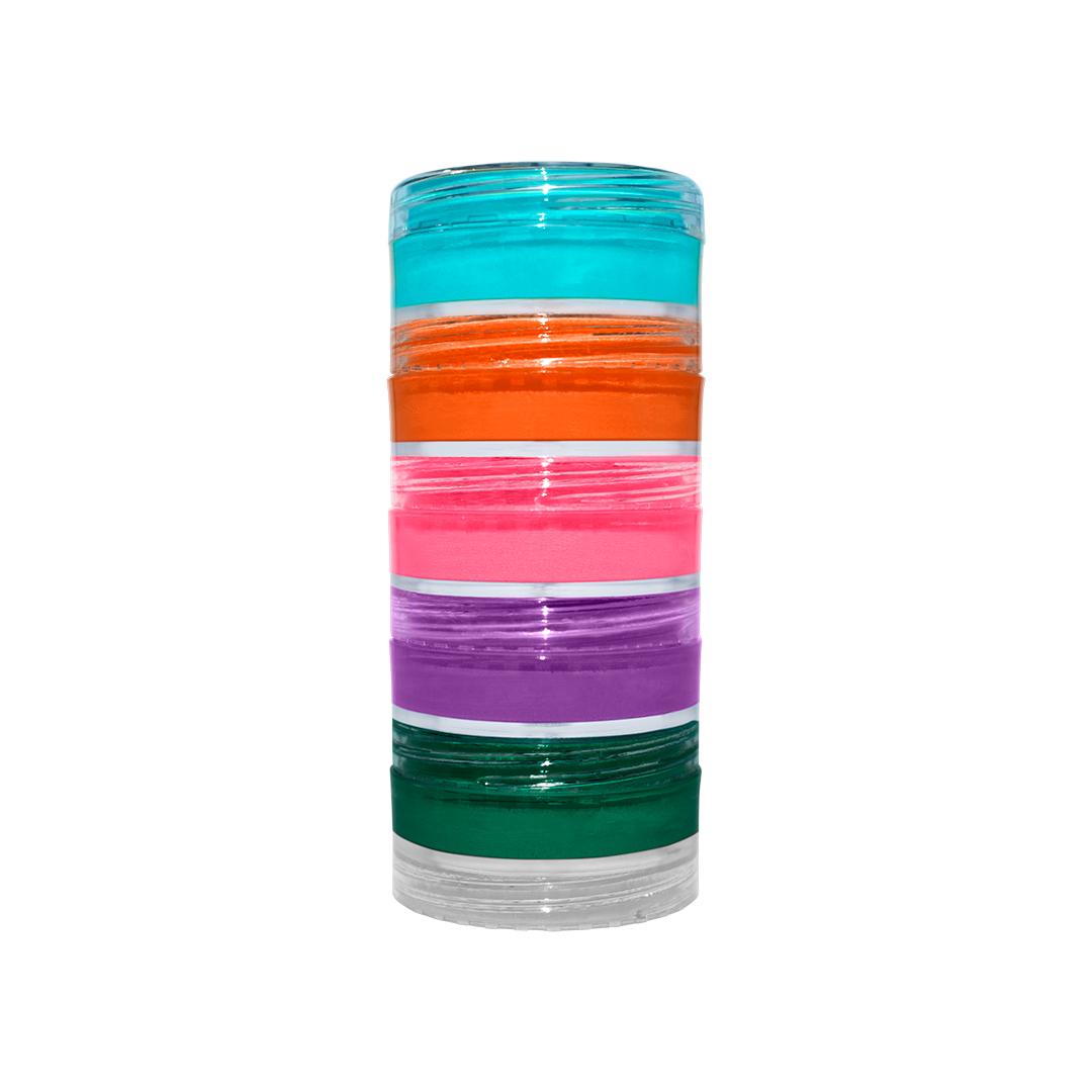 Torre de Mini Aqua C/ 5 Cores Secundarias Colormake