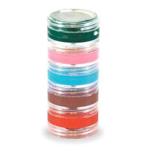 Torre de Tinta Cremosa  5 cores secundarias Rostinho Pintado