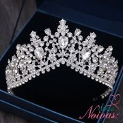 Coroa Prateada Queen