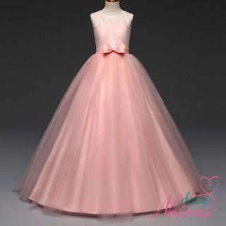 Vestido Dama de Honra Rosa Salmão