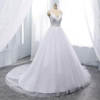 Vestido de Noiva Alças Kirra