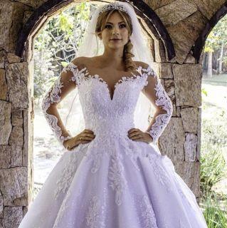 Vestido de Noiva Larissa