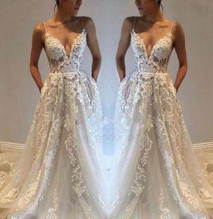 Vestido de Noiva Leve California