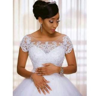 Vestido de Noiva Rihanna