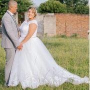 Vestido de Noiva Simone Plus Size