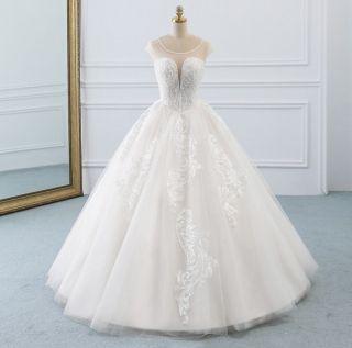 Vestido Princesa Clara