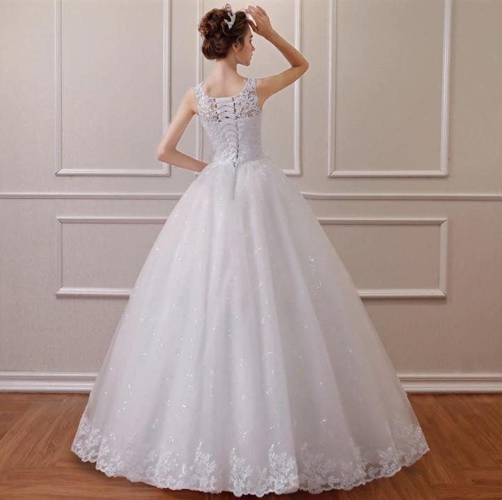 Vestido de Noiva Rodado Alça Princesa Divino