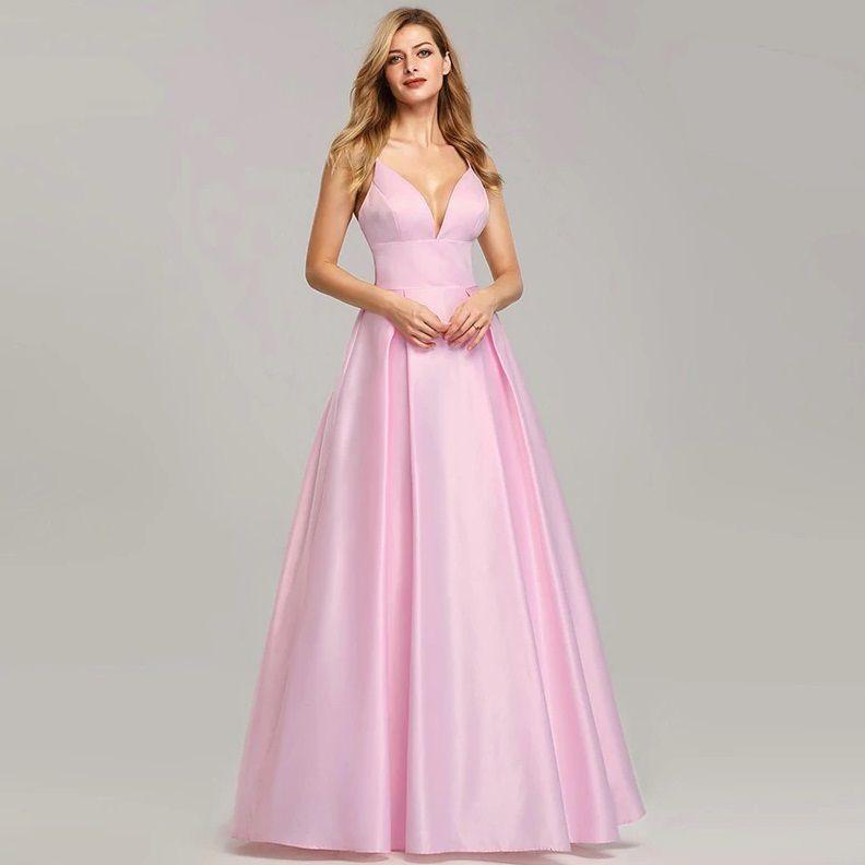 Vestido Alça Rosa Bebê