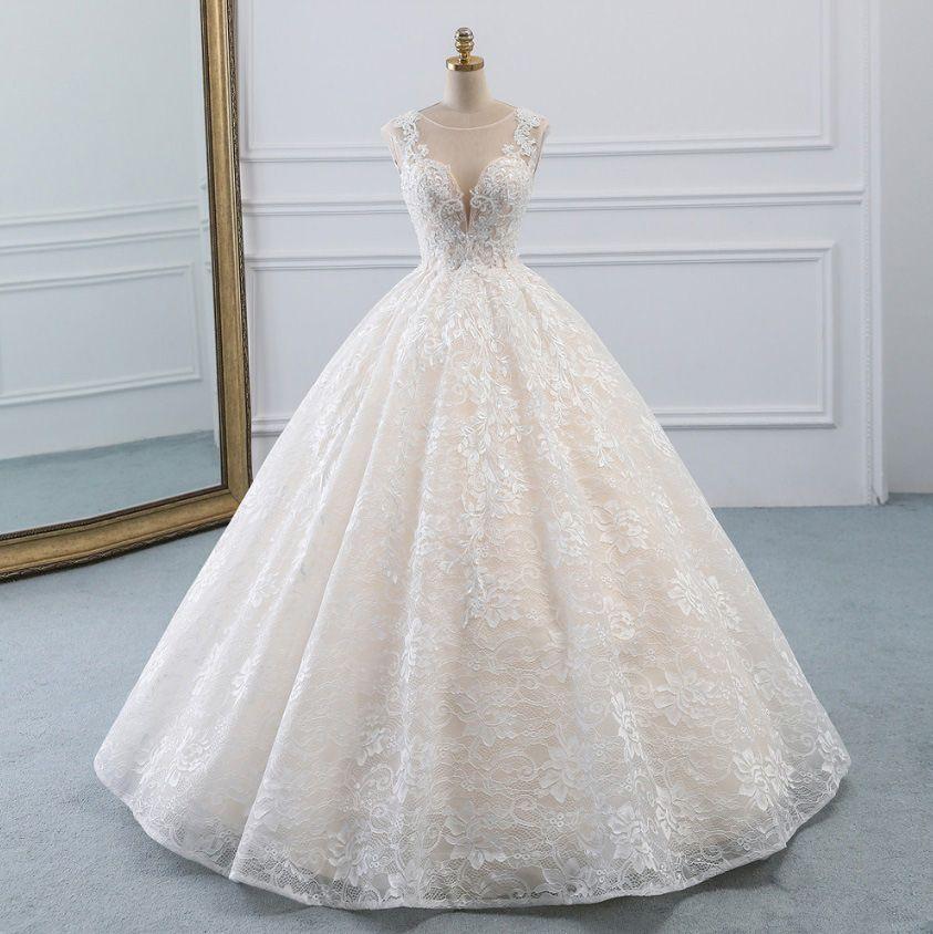 Vestido Bianca Champanhe