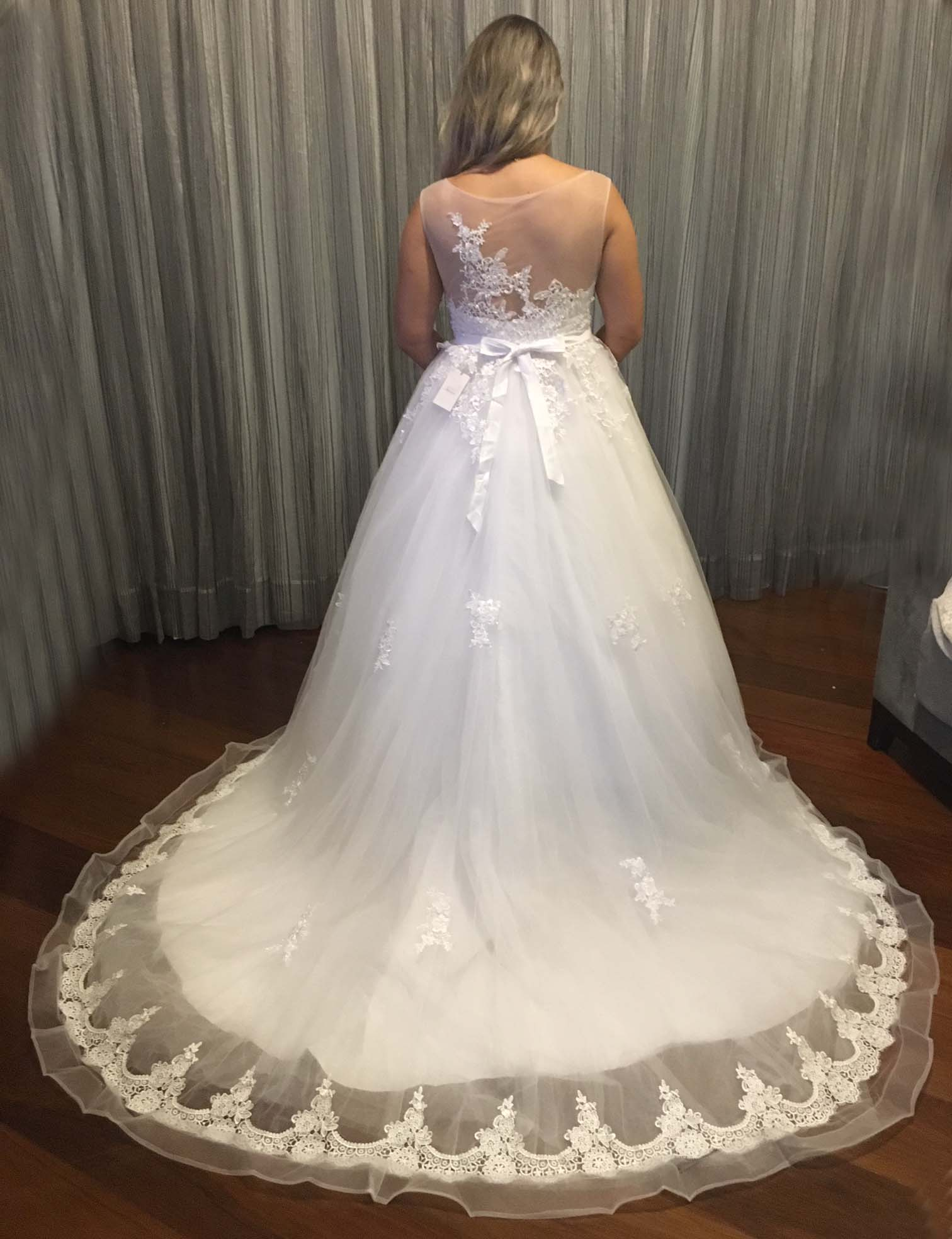Vestido de Noiva Flórida