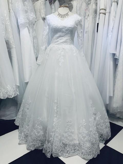 Vestido de Noiva Glamour
