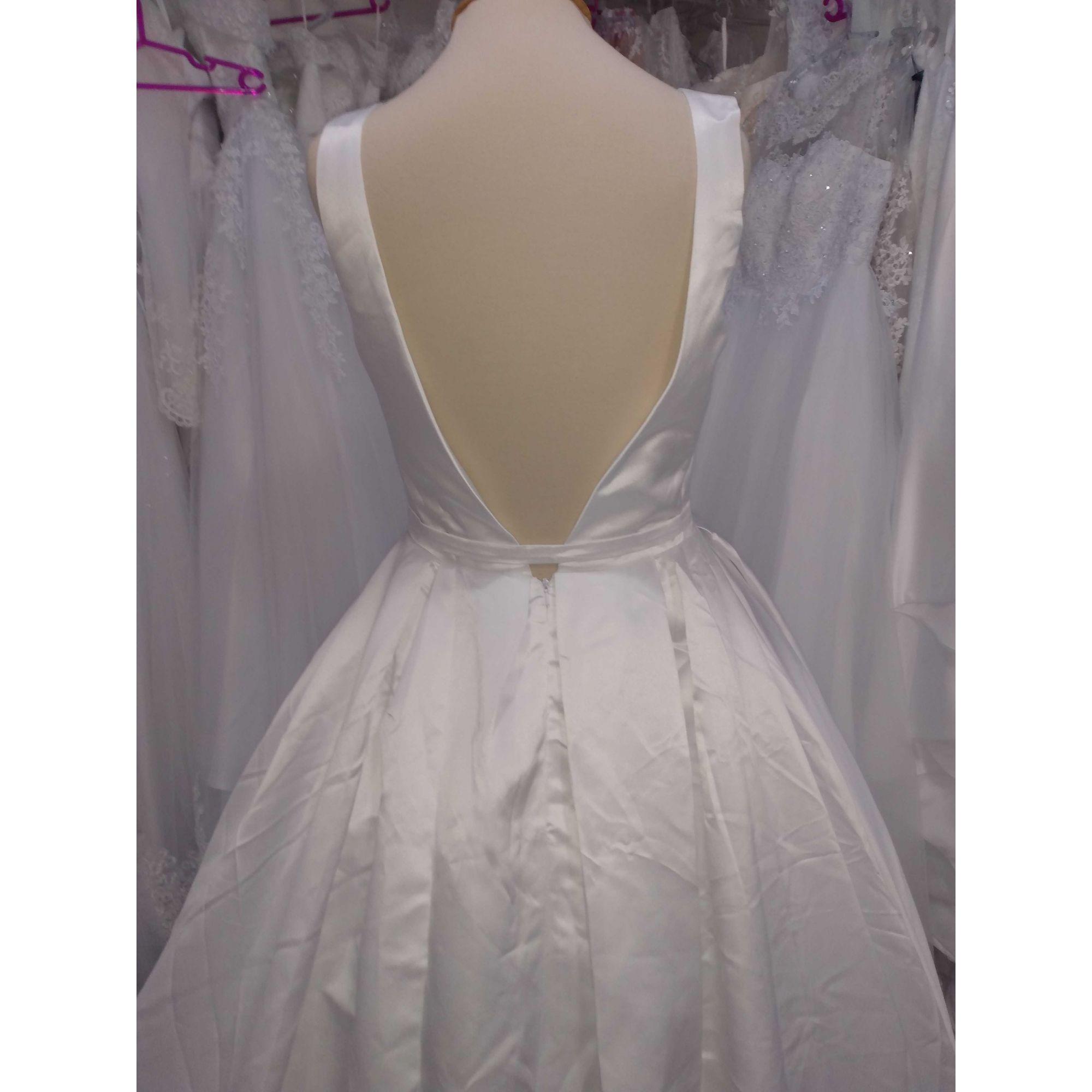 Vestido de Noiva Grecia em Cetim