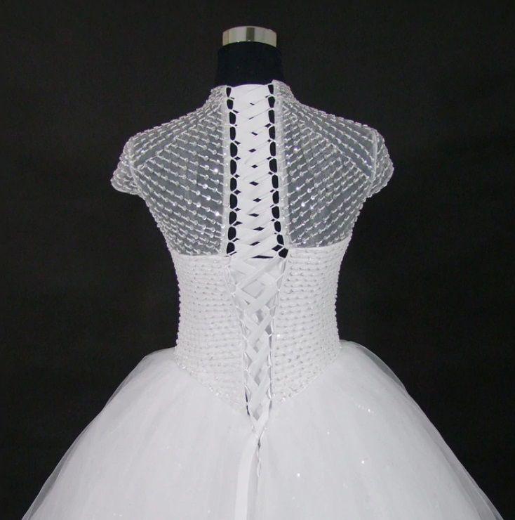 Vestido de Noiva Princesa Juliete