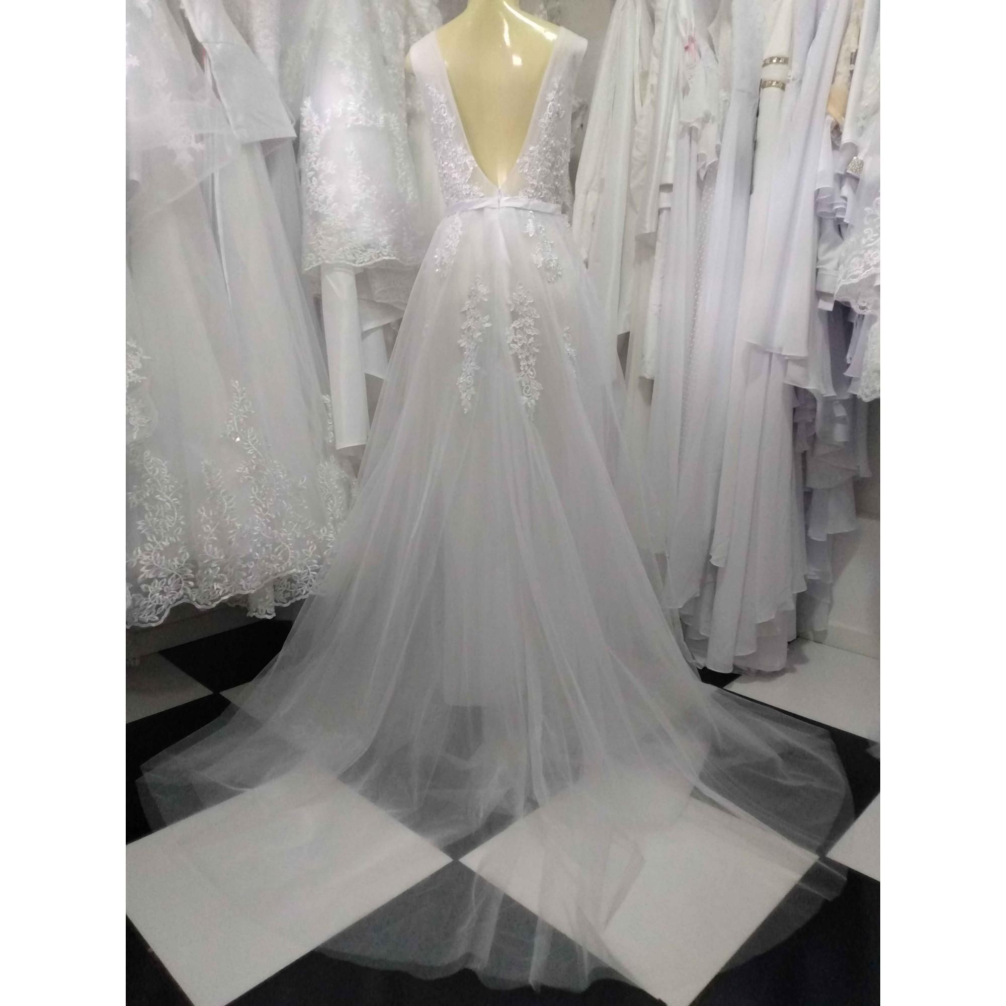 Vestido de Noiva Sandra