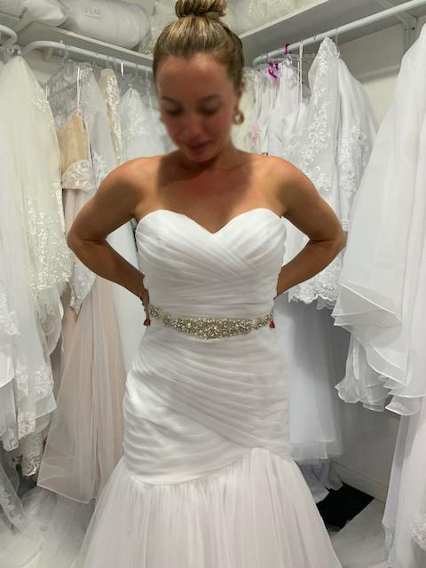 Vestido de Noiva Sereia Tule