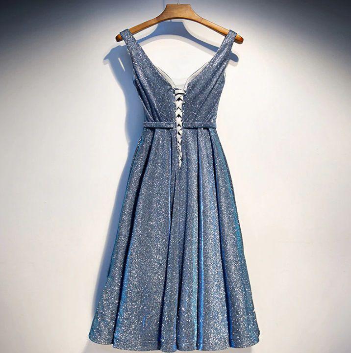 Vestido Midi Prata Esmeralda
