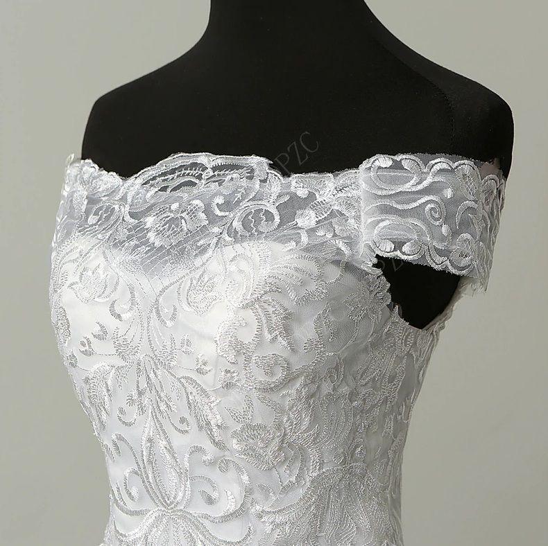 Vestido Pâmela Ombro a Ombro Off White