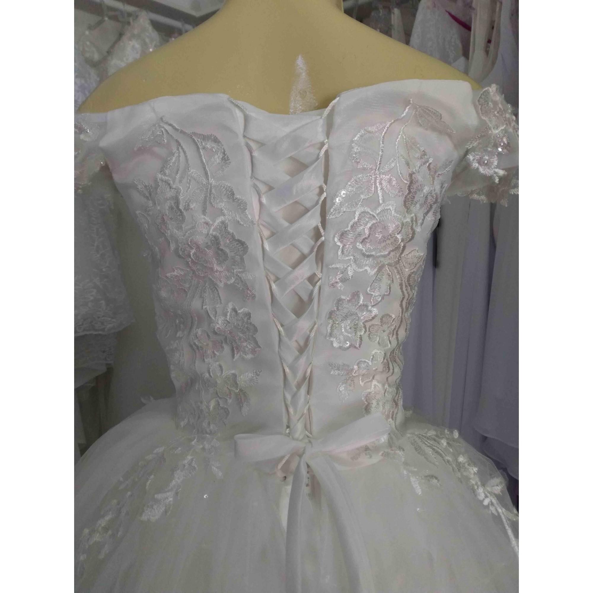 Vestido Princesinha Ombro a Ombro