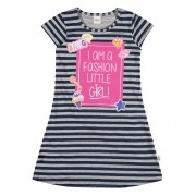 Vestido Preto Little Girl Elian