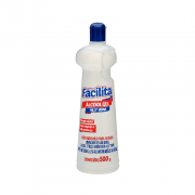 Álcool Gel 46,2° 500mL Facilita
