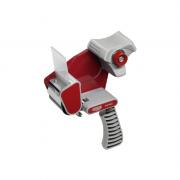 Aplicador Manual de Fita Adesiva 50mm Vermelho BRW