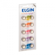 Bateria Alcalina 1,5V 10 und LR44 Elgin