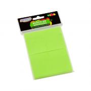Blocos de Anotações Neon 38 x 51mm Verde BRW