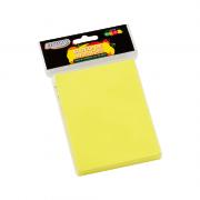 Blocos de Anotações Neon 76 x 102mm Amarelo BRW