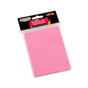 Blocos de Anotações Neon 76 x 102mm Rosa BRW