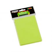 Blocos de Anotações Neon 76 x 102mm Verde BRW