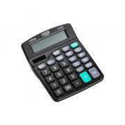 Calculadora de Mesa 12 Dígitos Preta BRW
