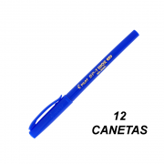 Caneta Esferográfica 1.0 mm BP-1 Azul 12 und Pilot