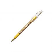 Caneta Gel 0.8mm Dourado Sunburst Pentel
