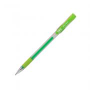 Caneta Gel 0.8mm Fina Verde Neon Effect Tris