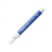 Caneta Hidrográfica Azul Compactor Color