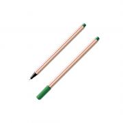 Caneta Microline 0.4mm Verde Compactor