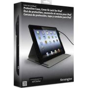 Capa Protetora Kensington Folio SecureBack com Trava para Ipad