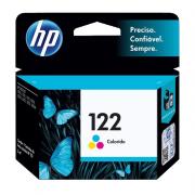 Cartucho de Tinta 122 Colorido 2ml HP